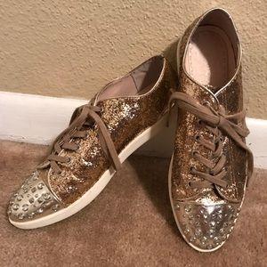 Glitter Disco Sneakers